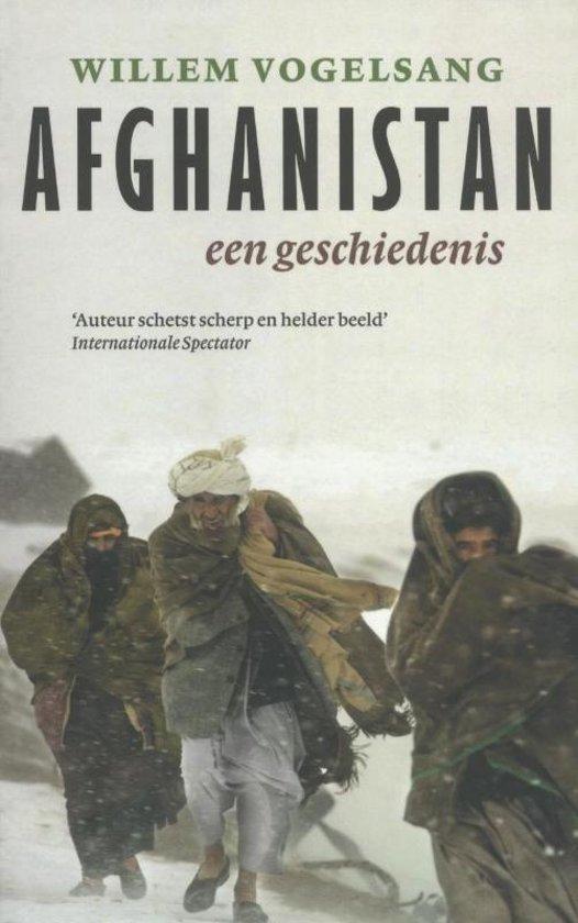 afghanistan een geschiedenis